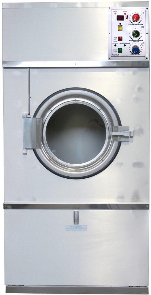 Sèche linge INOX 17 à 24 kg électronique