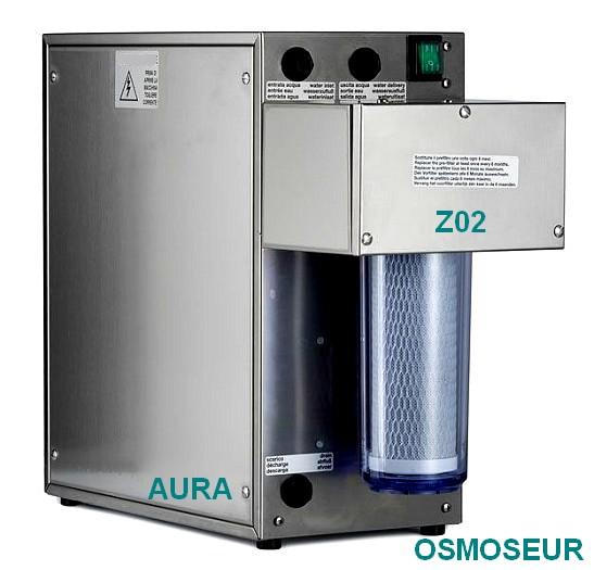 Osmoseur Z02 – 90 à 100 l/h