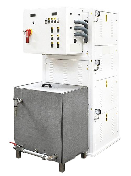 Générateur vapeur MA 180 avec bâche à eau